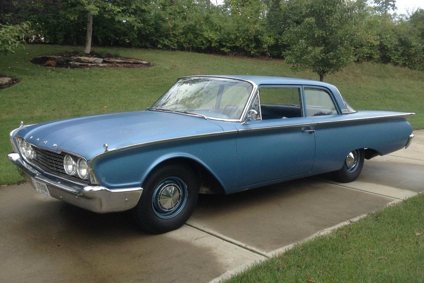 Ohio Super Clean Find 1960 Ford Fairlane
