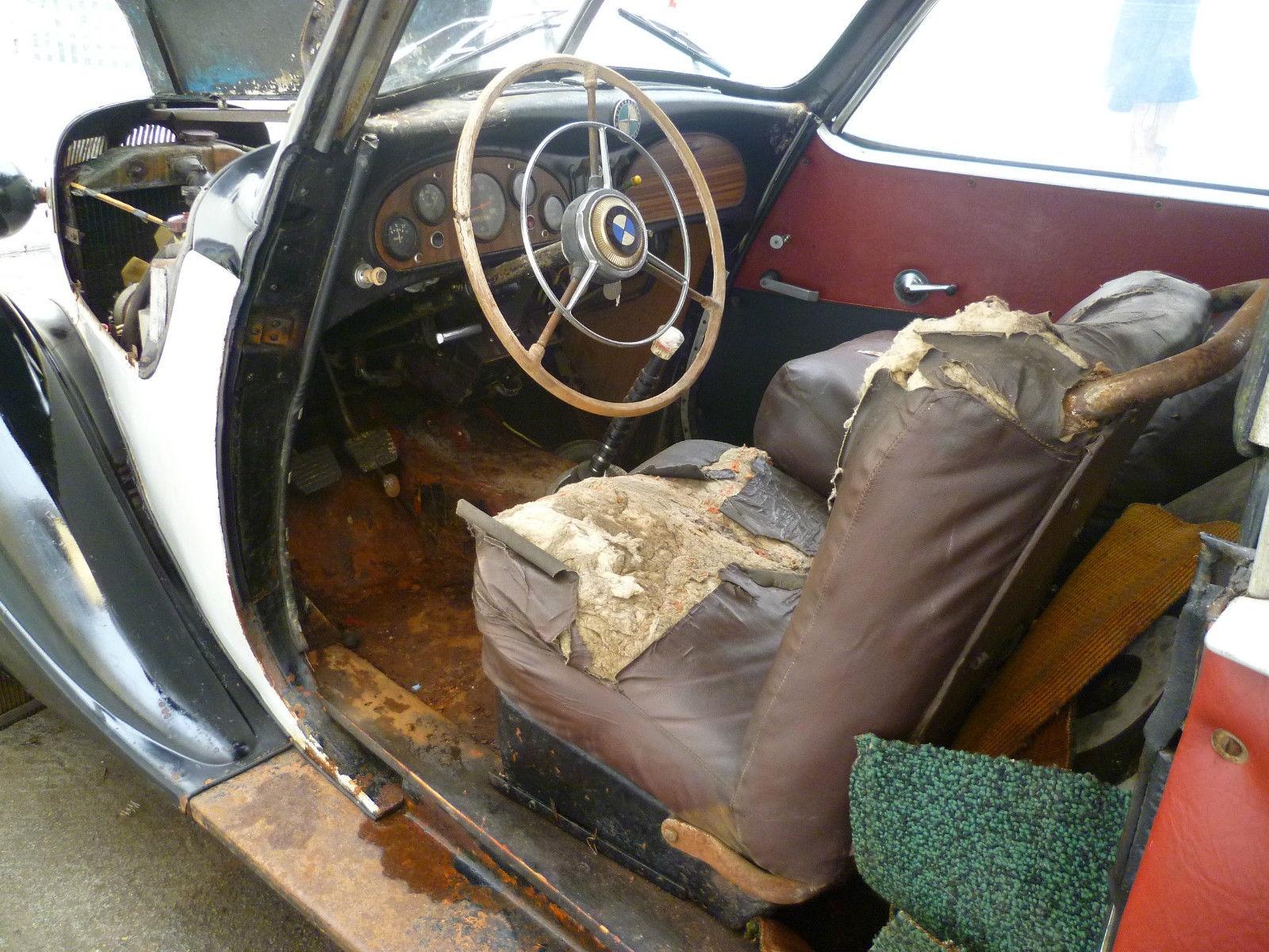 Pick One: 1939 BMW 321