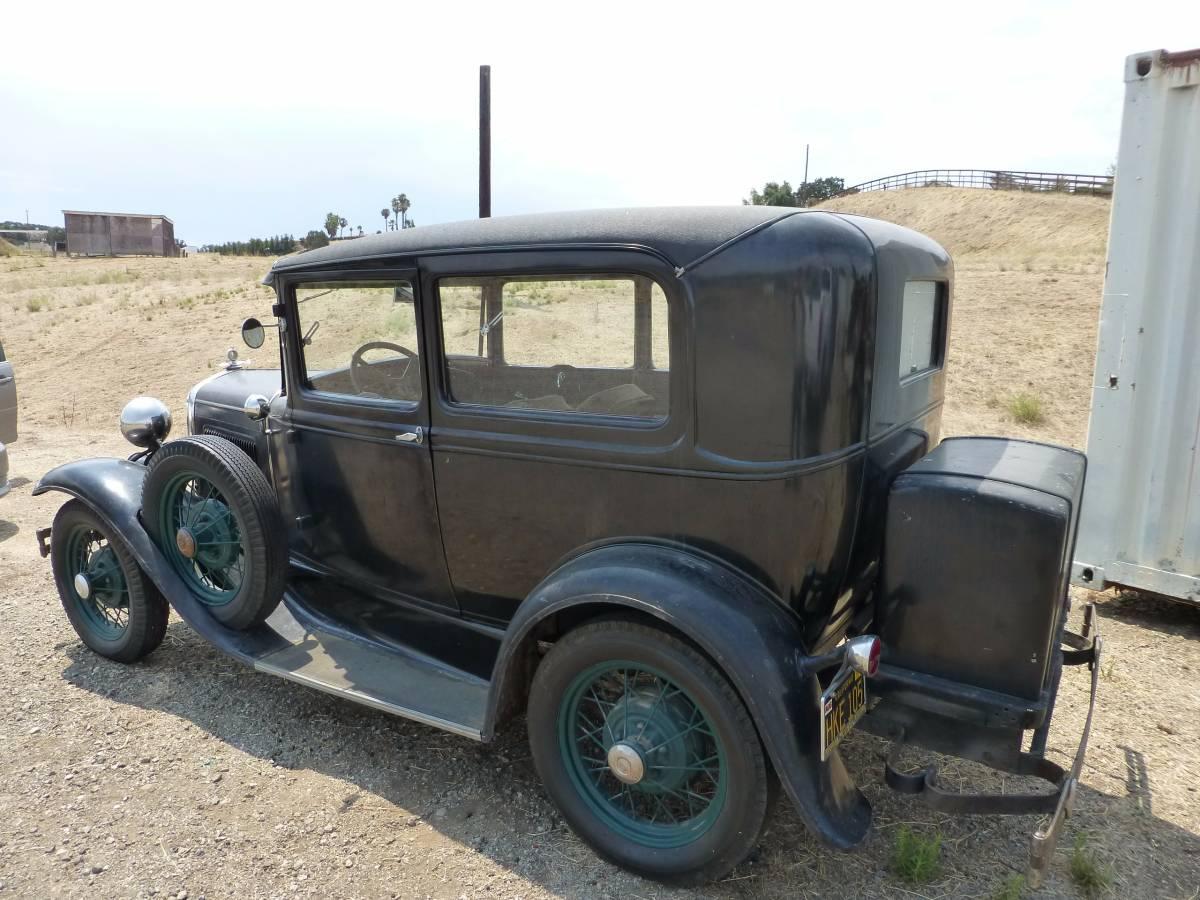 Survivor Or Restored? 1931 Ford Model A Tudor
