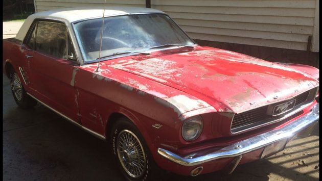Is It A Bargain? $2,000 1966 Ford Mustang