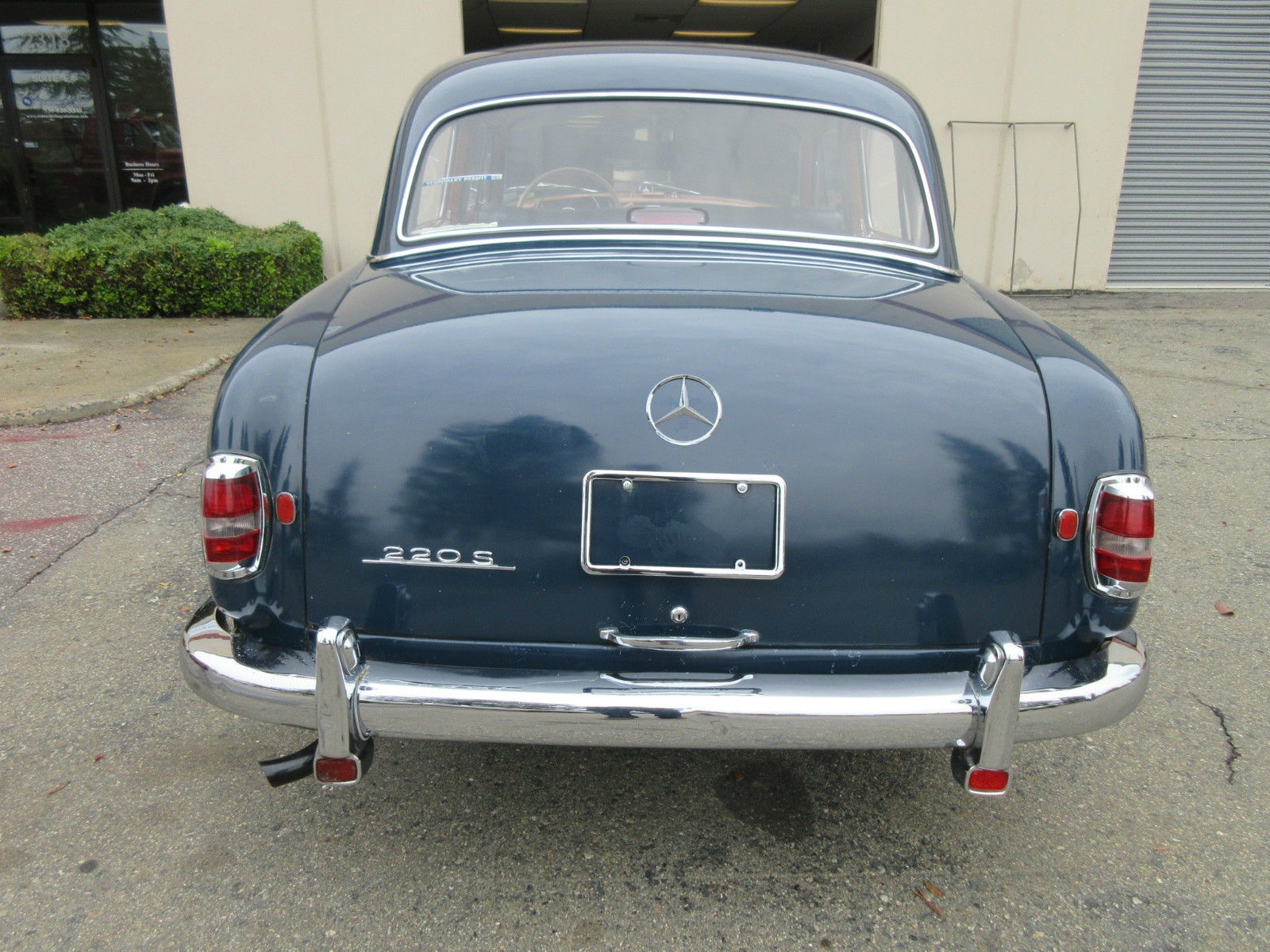 Daily Driver Potential: 1959 Mercedes 220S