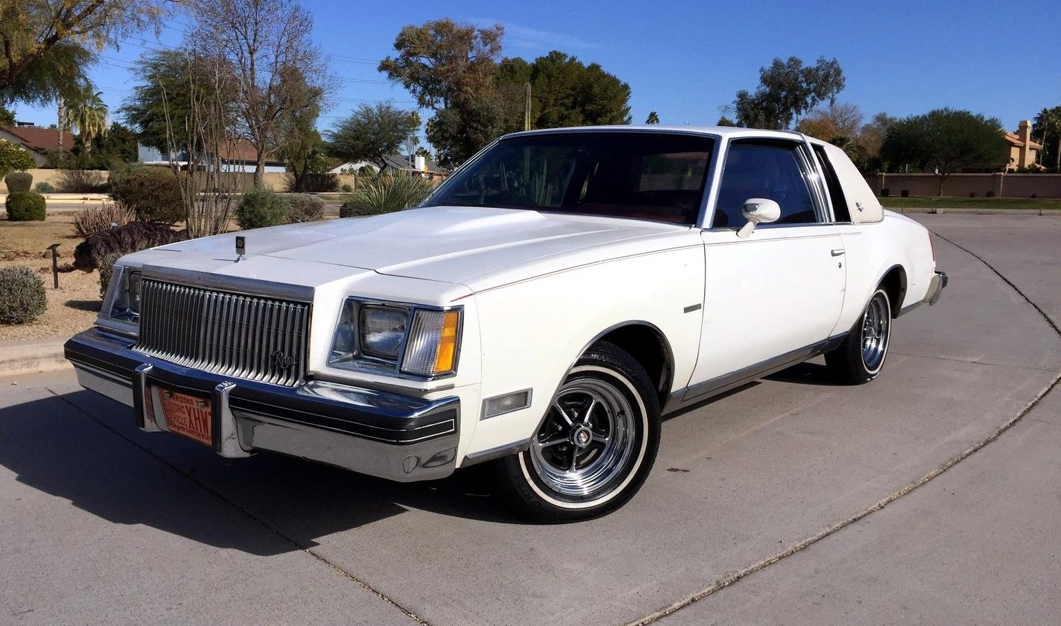 mileage confusion 1979 buick regal turbo. Black Bedroom Furniture Sets. Home Design Ideas