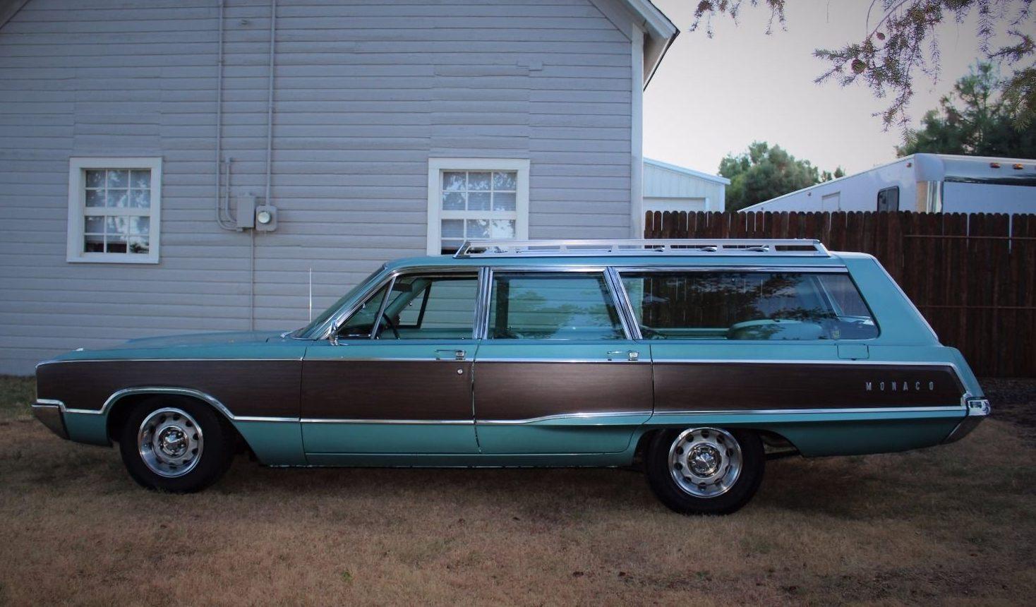 Well Optioned: 1967 Dodge Monaco