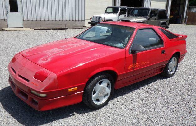 Last of the IROCs: 1991 Dodge Daytona Shelby