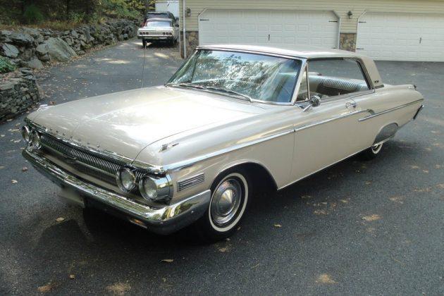 36,850 Miles! Much-Loved 1962 Mercury Monterey