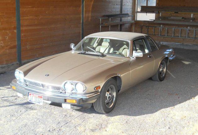 Old Dude's Car: 1988 Jaguar XJ/SC