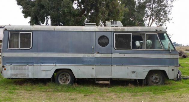 Feeling Superior? $600 1975 Dodge Motorhome
