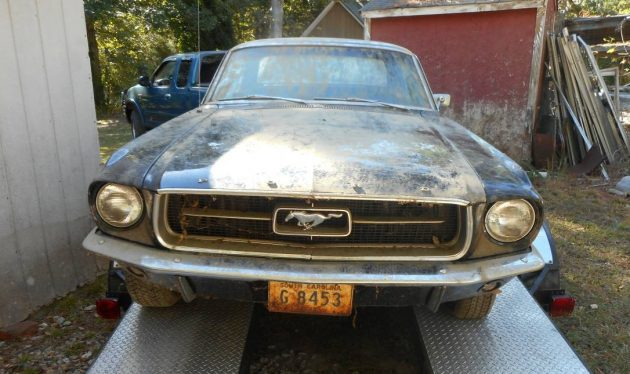 $6,000 C Code: 1967 Ford Mustang