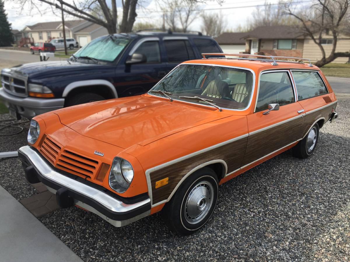 Chevy Vega For Sale Craigslist >> $7,500! 1974 Chevrolet Vega Estate Kammback