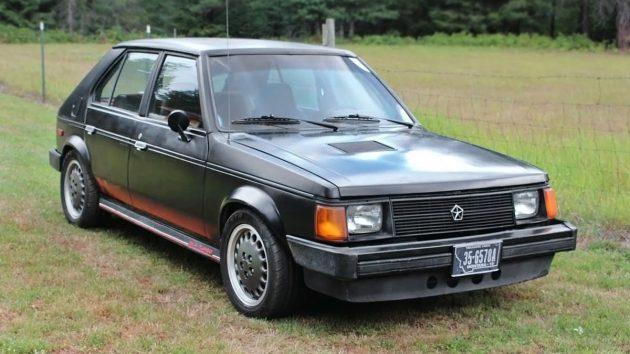 $2,800 Hellion! 1986 Dodge Omni GLH Turbo