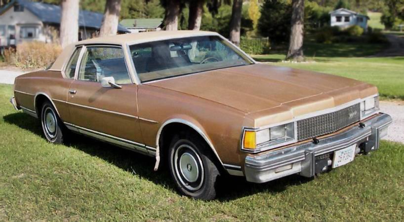 Door Chevrolet Caprice Classic