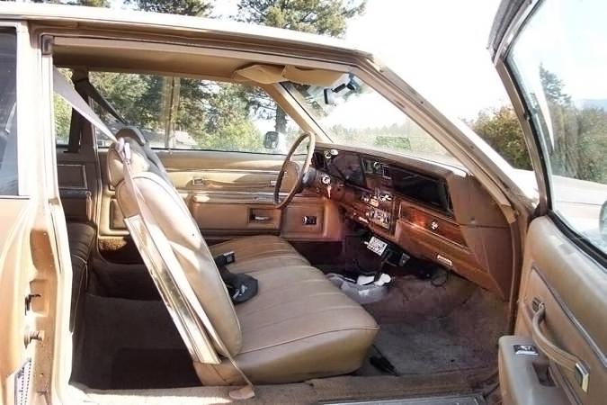 3 500 2 door 1977 chevrolet caprice classic 1982 Chevy Caprice 110916 barn finds 1977 chevrolet caprice 3