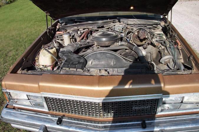 3 500 2 door 1977 chevrolet caprice classic 1978 Chevy Caprice 110916 barn finds 1977 chevrolet caprice 4