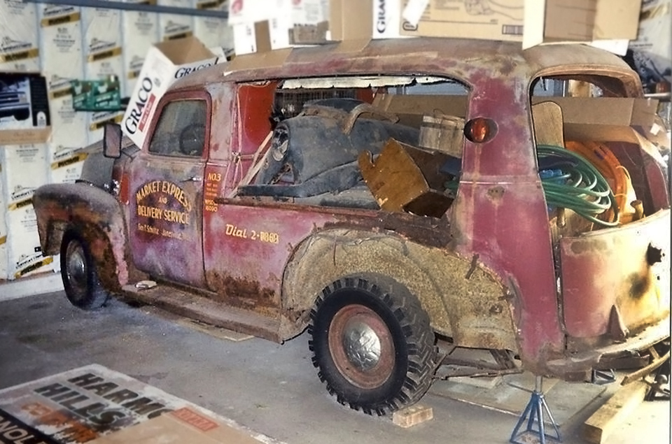 111816-barn-finds-1949-gmc-canopy-express-2 & Rare But Really Rusty: 1949 GMC Canopy Express