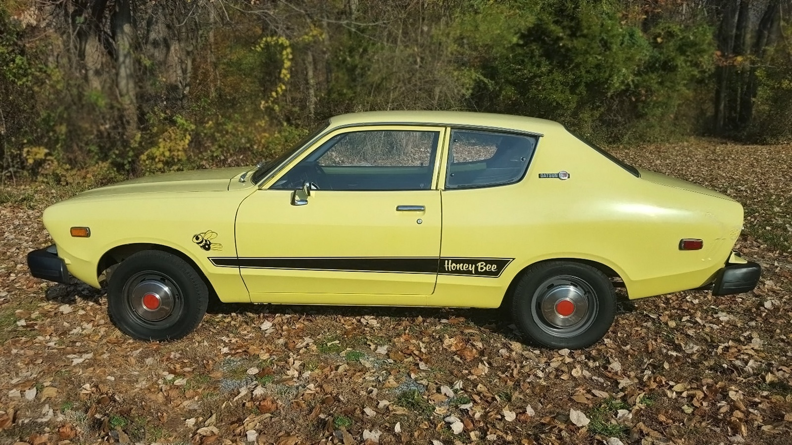 B Honey Bee 1977 Datsun B 210 Honey Bee