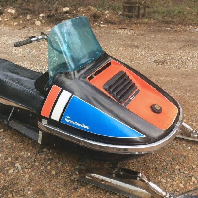 112216-barn-finds-1973-harley-davidson-440-snowmobile-2