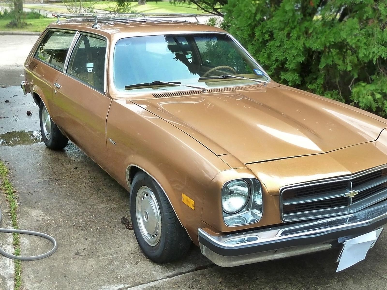 7 500 Monzavega 1978 Chevrolet Monza Wagon