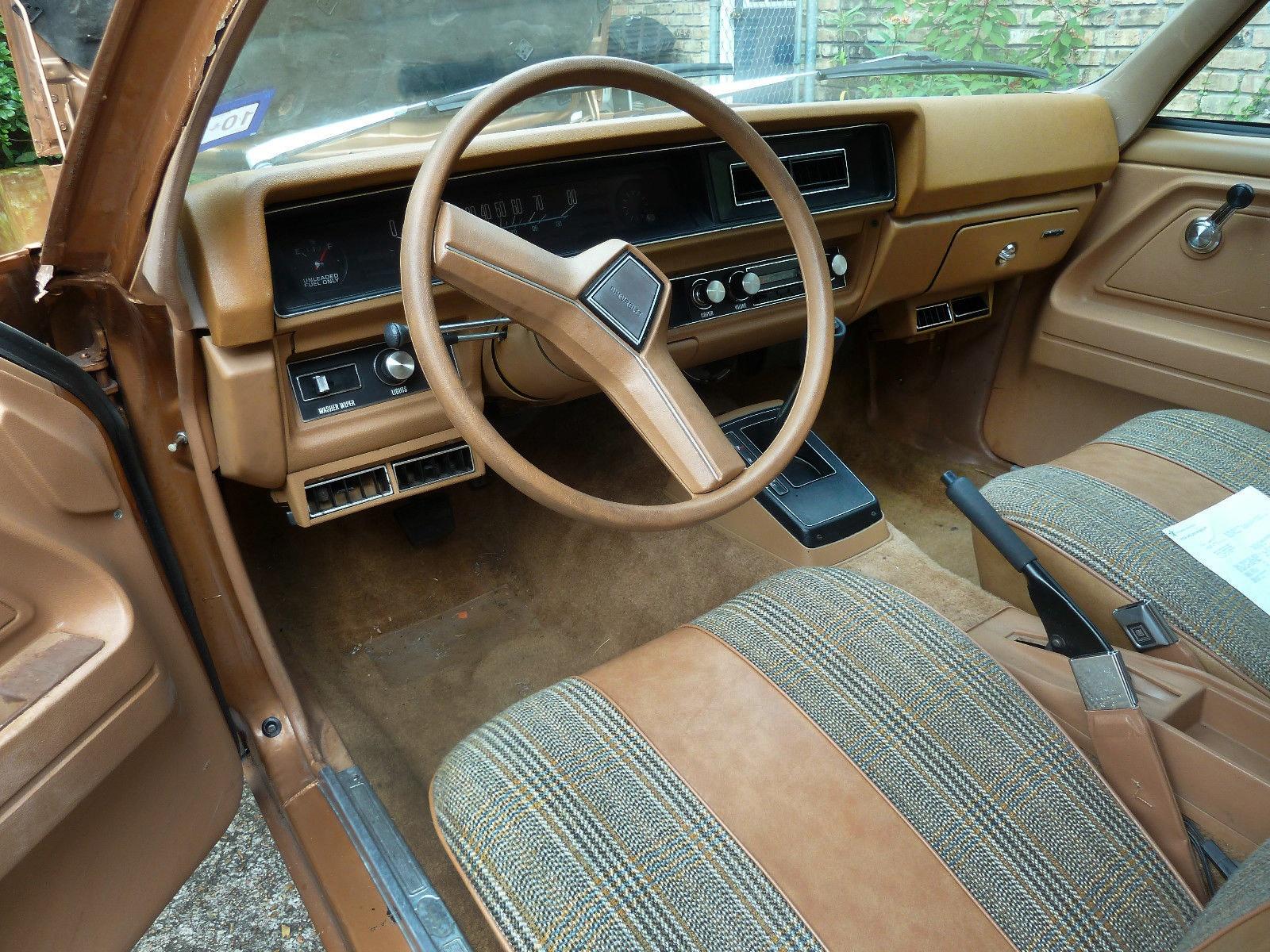 $7,500 MonzaVega: 1978 Chevrolet Monza Wagon