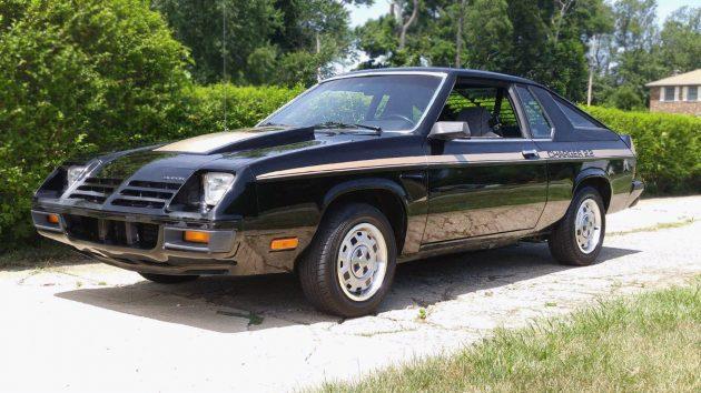 $399 Omni 024 Option: 1981 Dodge Charger 2.2
