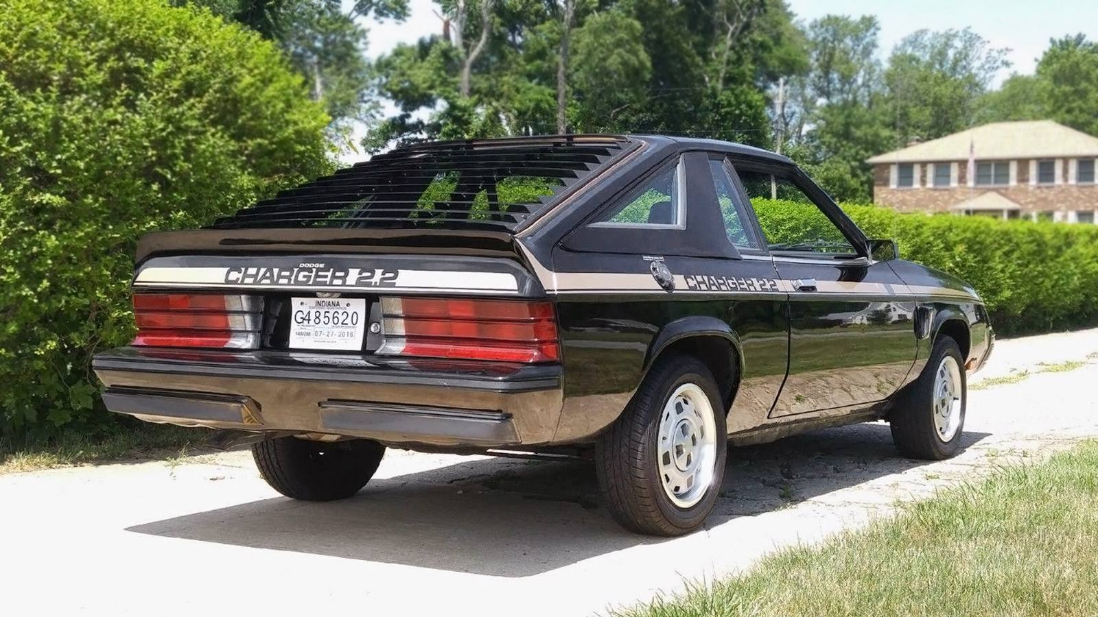 1985 Plymouth Turismo 1985 Plymouth Turismo For Sale In