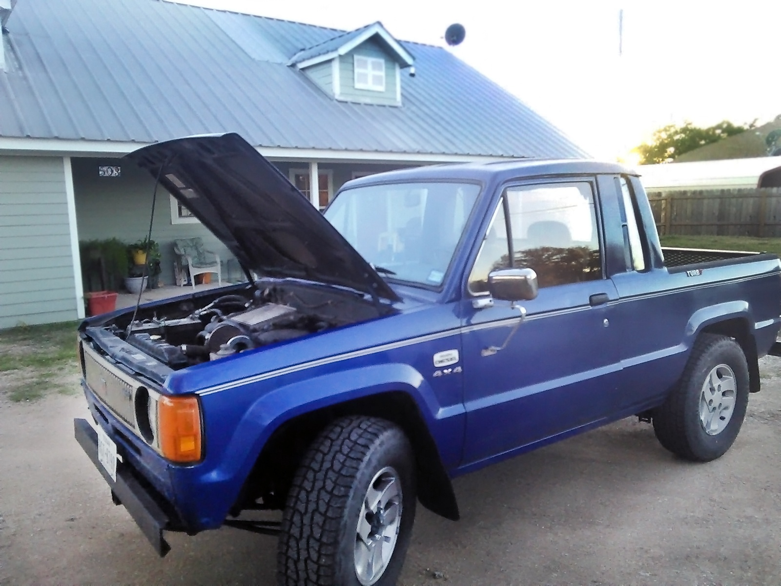 Captivating 113016 Barn Finds 1986 Isuzu Trooper Diesel Pickup