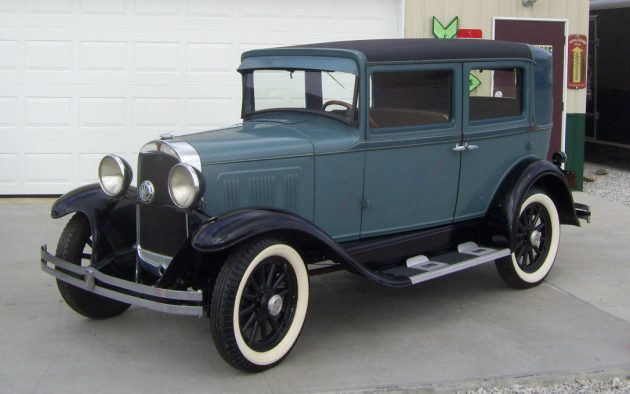 Model A Alternative: 1931 Willys Whippet