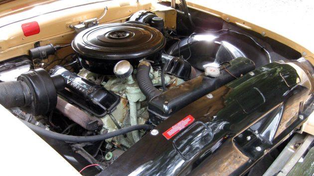 1956-lincoln-premiere-engine