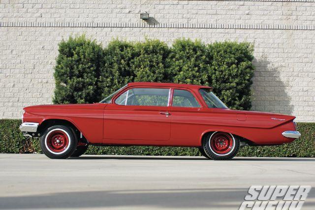 Build It Your Way 1961 Chevrolet Biscayne