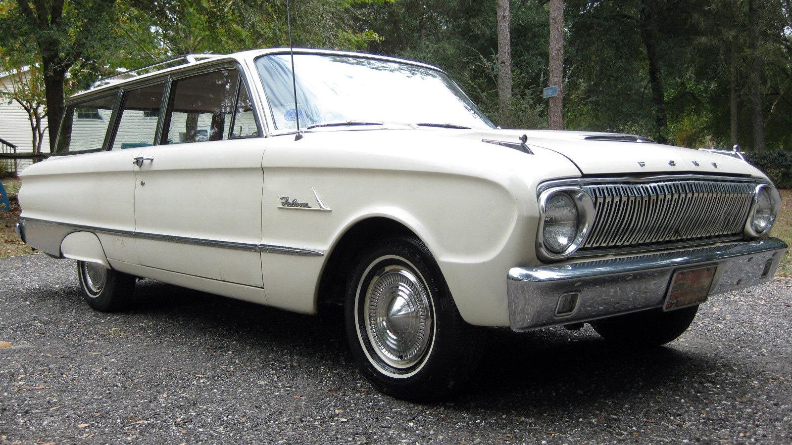 survivor wagon 1962 ford falcon