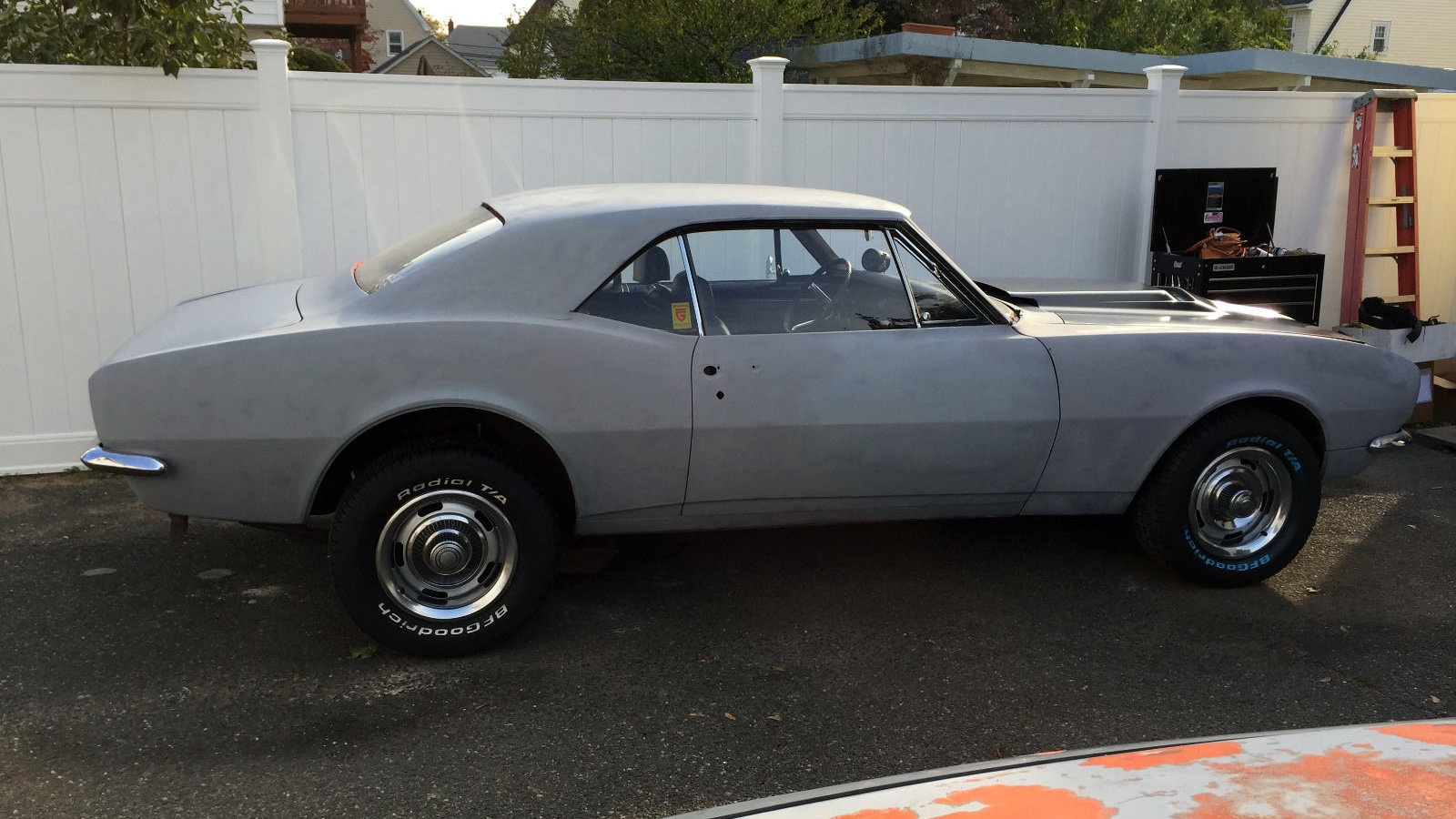 More american camaro chevrolet projects
