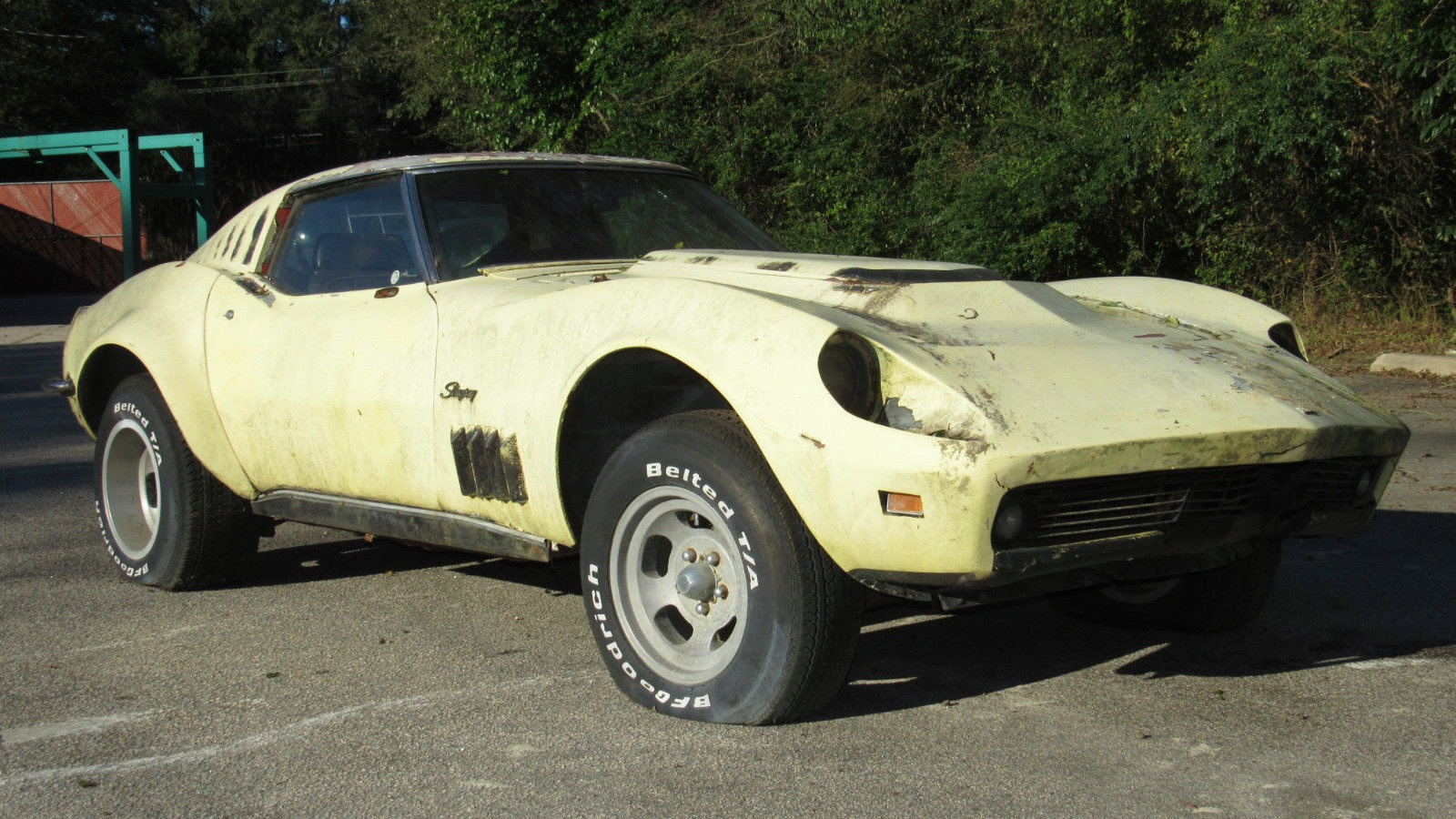 Chevy Performance Parts >> Motion Style: 1969 Corvette 427
