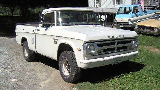 California Transplant: 1970 Dodge Power Wagon