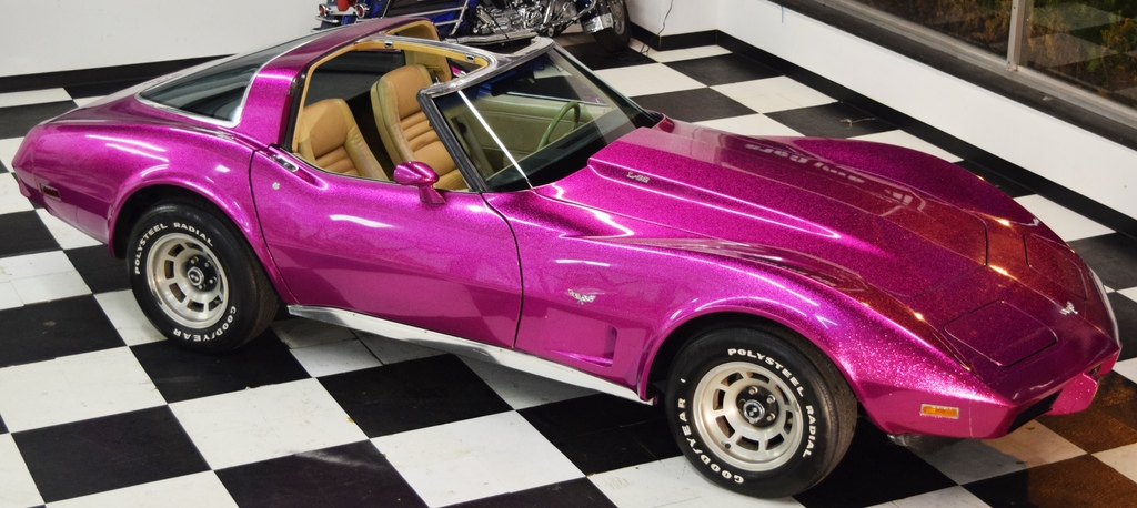 Disco Purple: 1979 Chevrolet Corvette