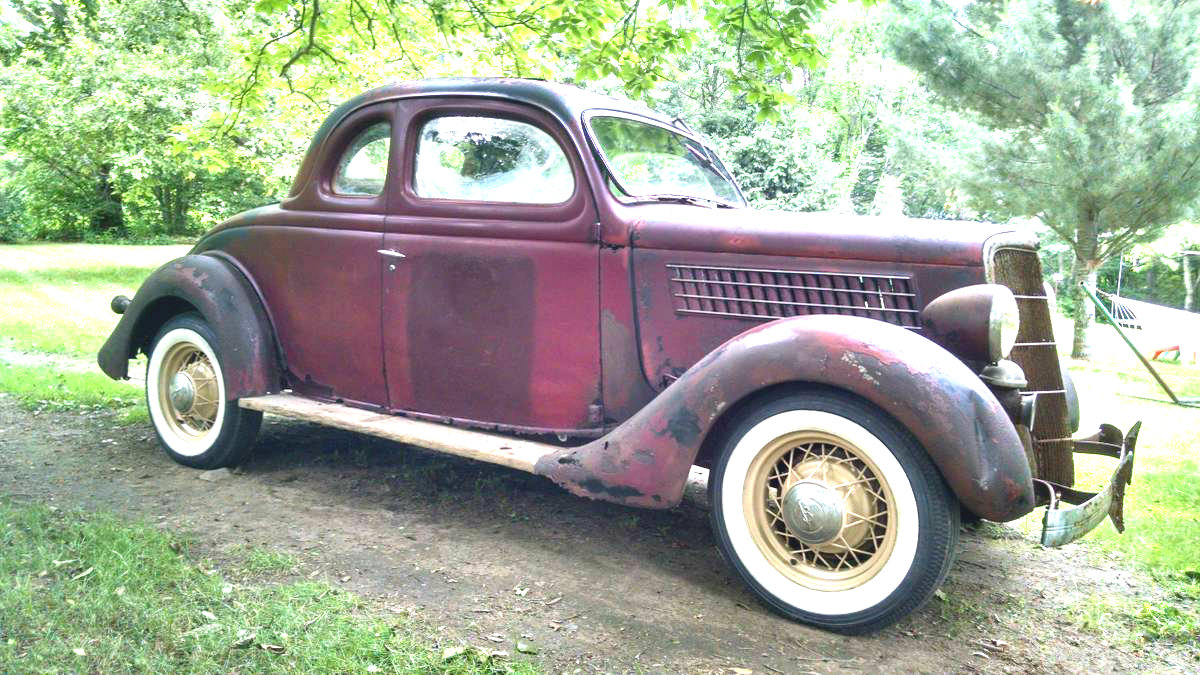Craigslist 1936 Ford Sedan Autos Post