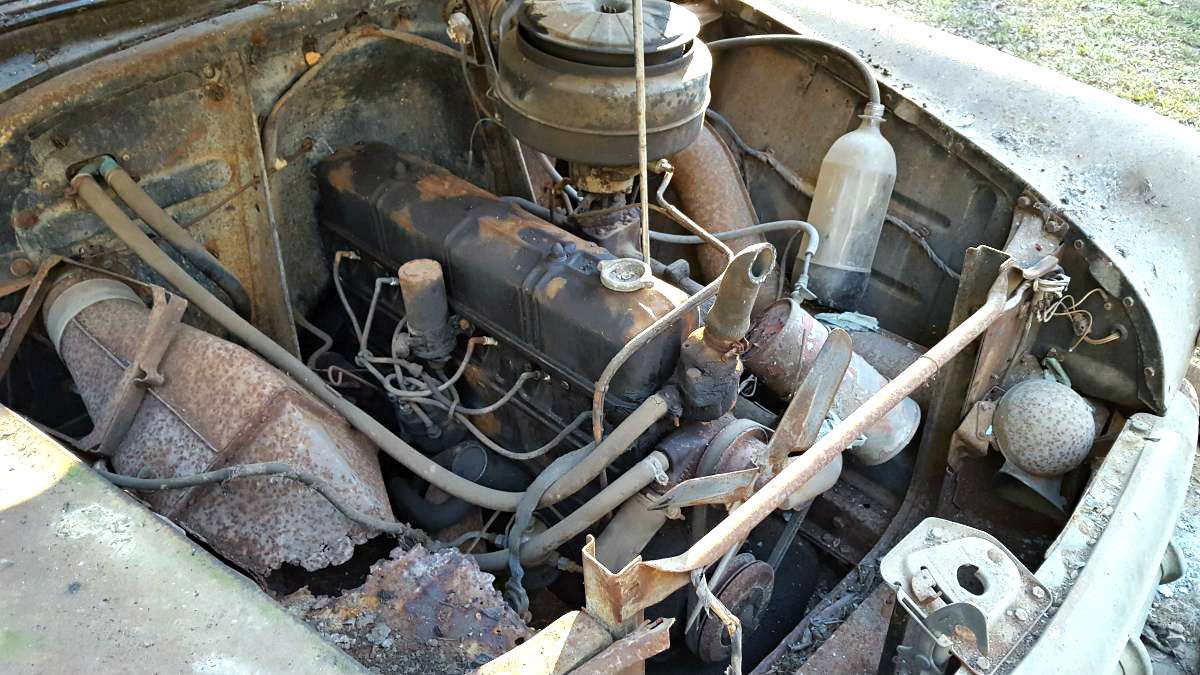 Barn Found: 1952 Chevrolet Fleetline