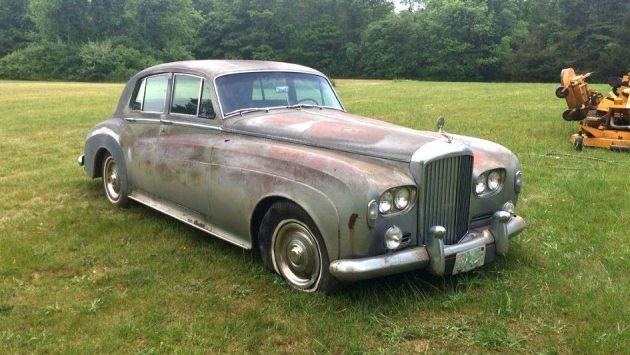 The Final S3: 1965 Bentley S3