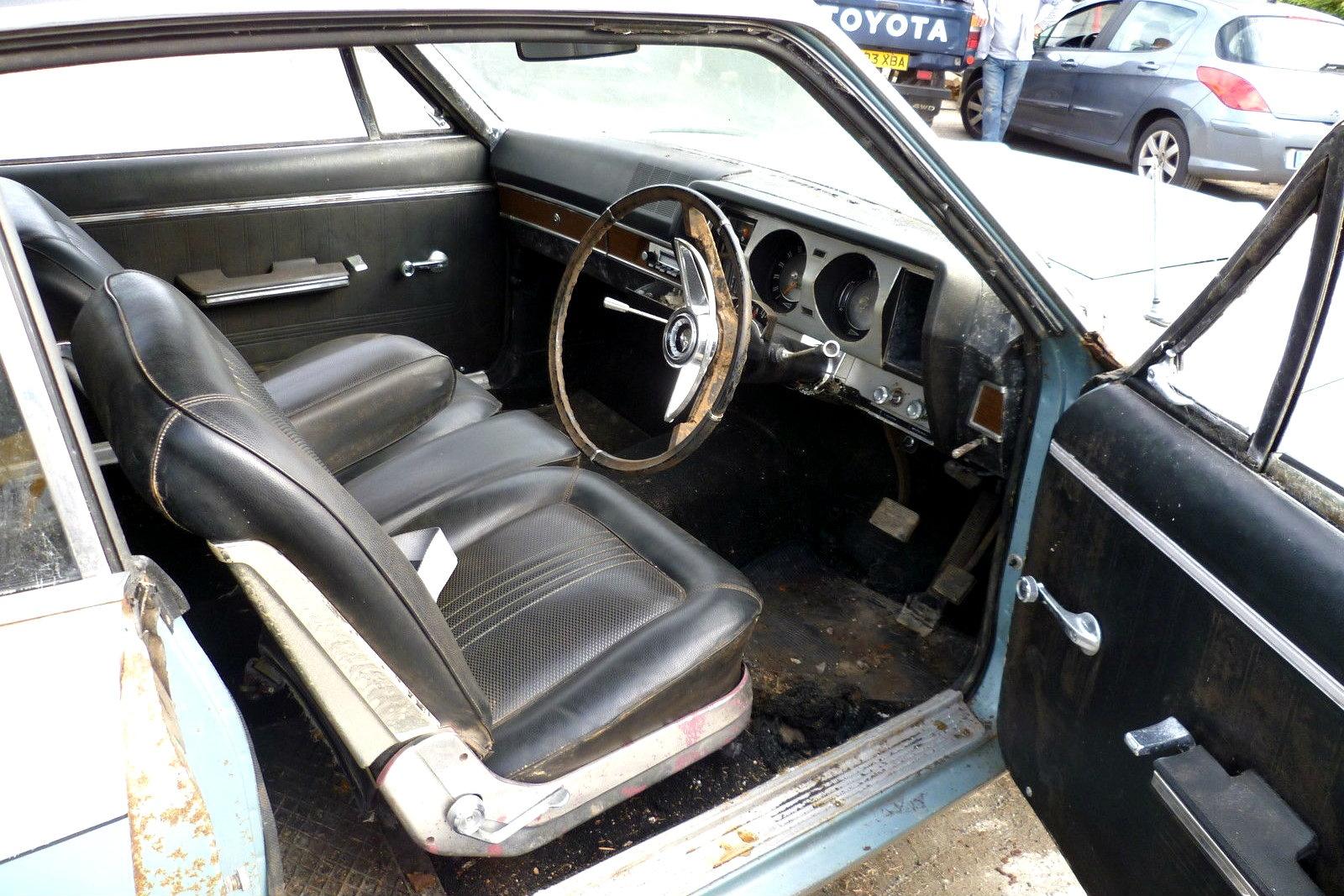 Right Hand Drive 1969 Amc Rambler Sst