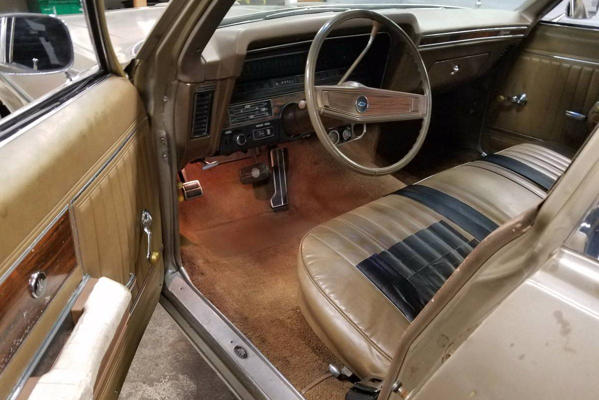 Big Block Wagon 1969 Chevrolet Kingswood
