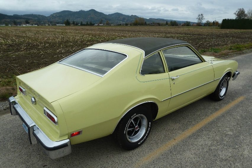 Low Mileage Steed 1977 Ford Maverick