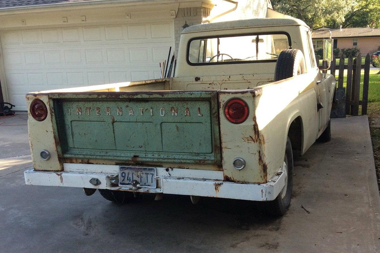This Ol' Truck: 1967 International 1100B