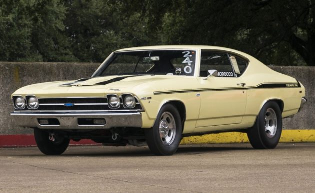 Unbelievable! 1969 Yenko Chevelle With Only 1,200 Miles!