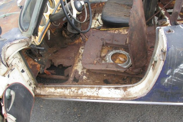 Is It Too Rusty 1960 Alfa Romeo Spider