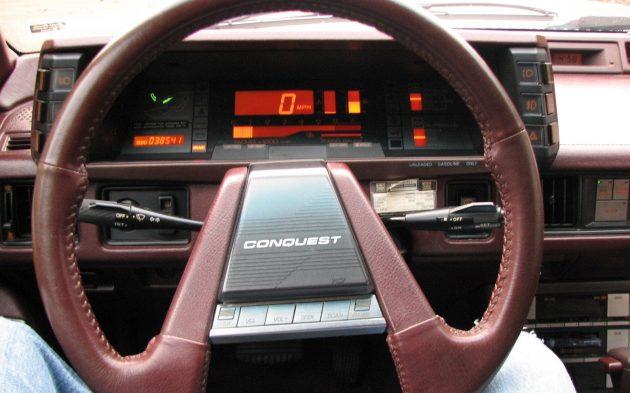 39k Mile Flat Body 1985 Dodge Conquest