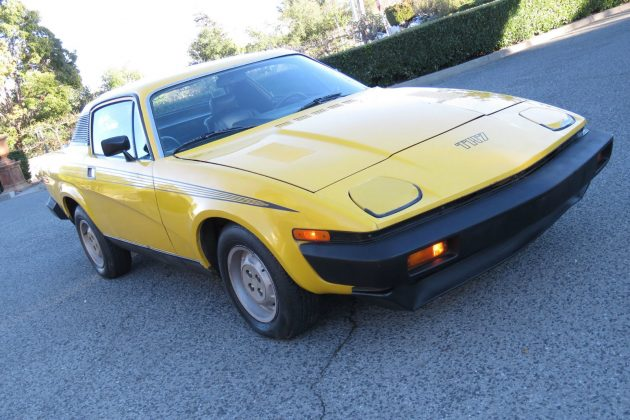 Save Me From Myself! 1977 Triumph TR7