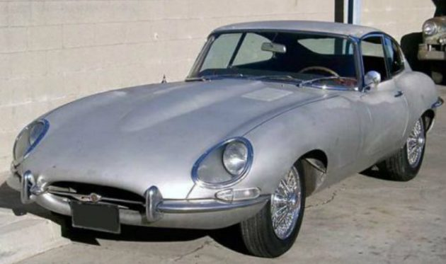 Rust Free & Ready? 1966 Jaguar E-Type