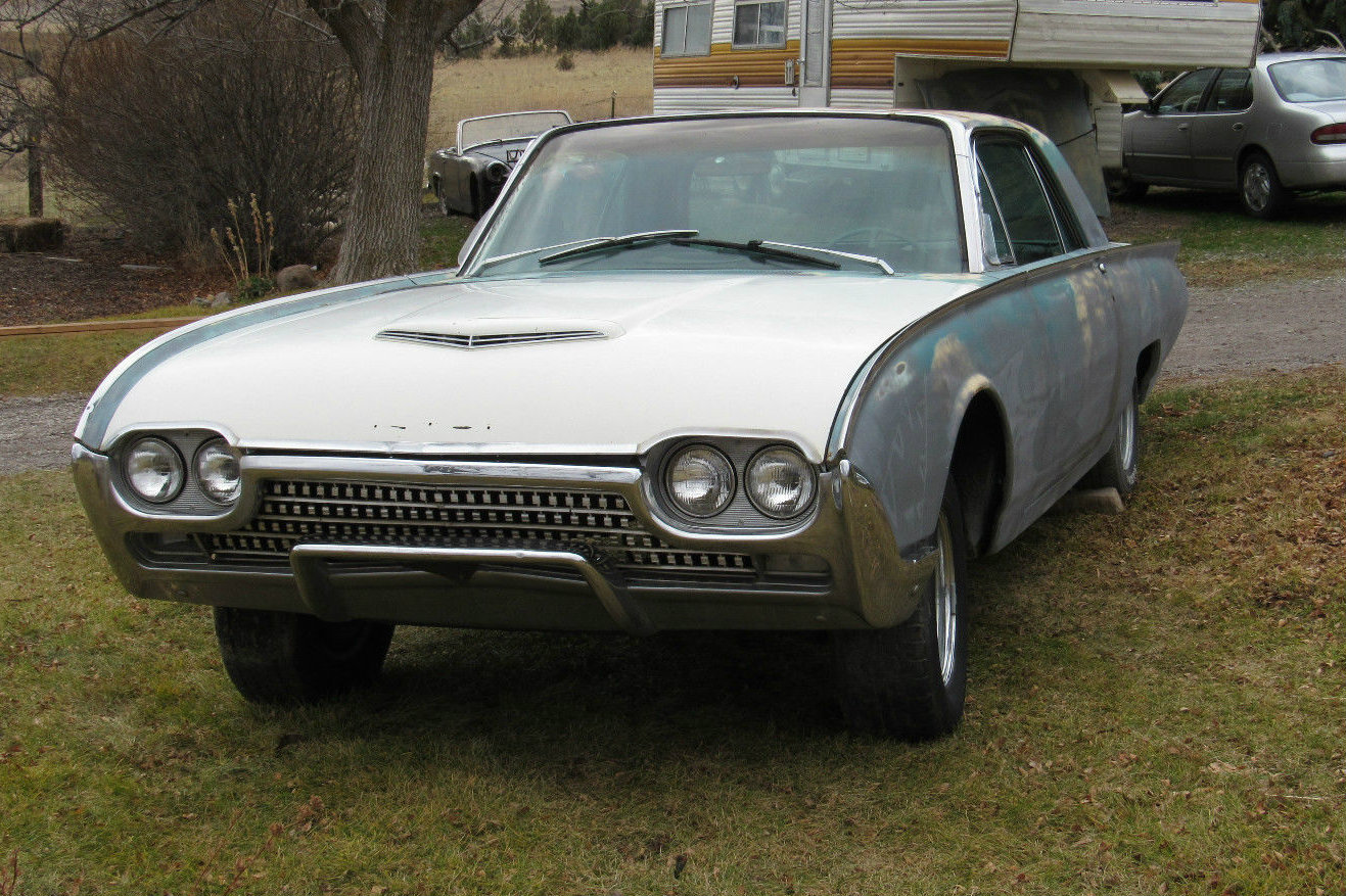 1/2 A Project! $700 1962 Ford Thunderbird