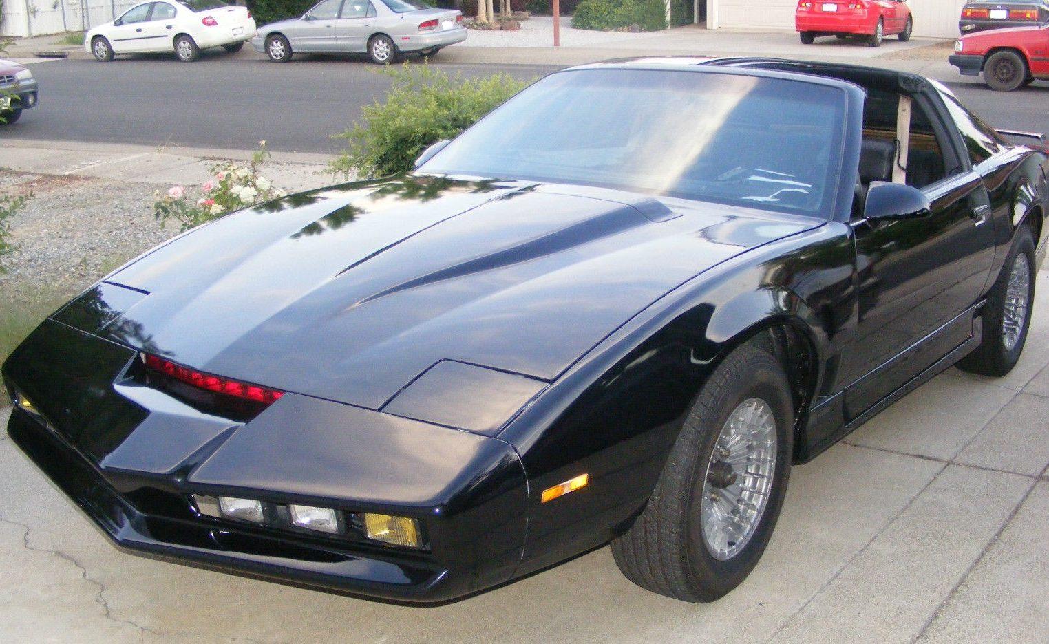 Knight Rider Car For Sale >> KITT Wannabe: 1986 Pontiac Firebird