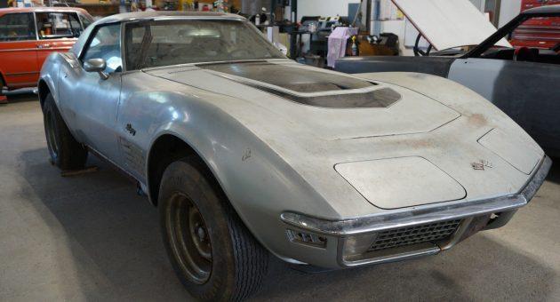 Original Paint: 1970 Chevy Corvette
