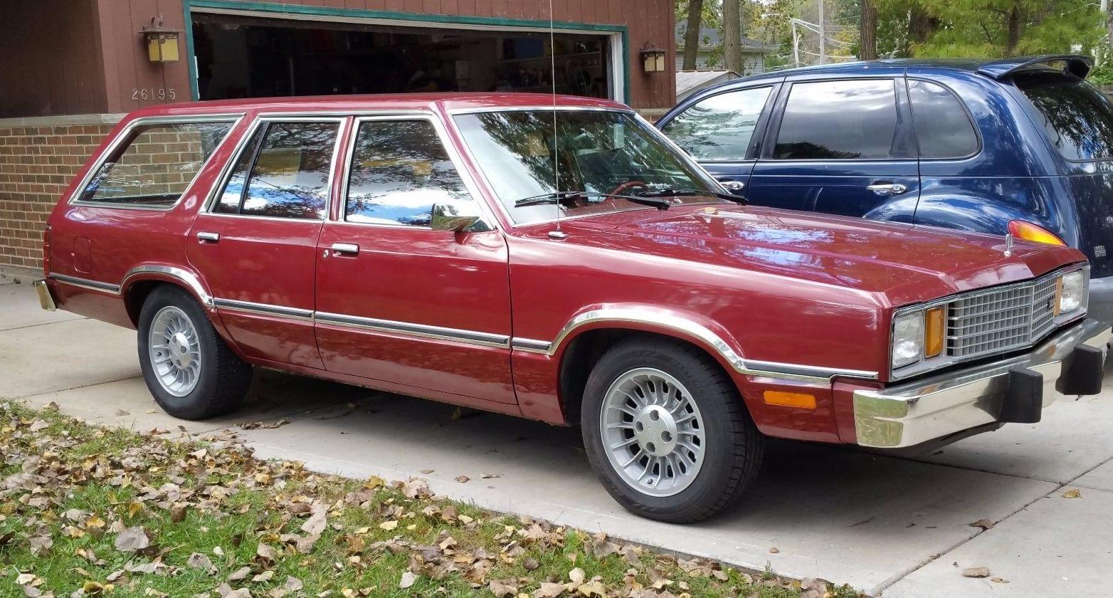 Low Mileage Truckster: 1979 Ford Fairmont
