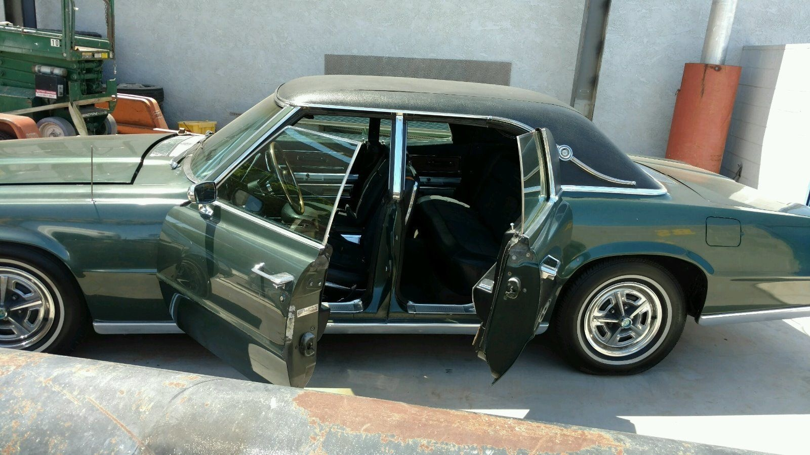 1967 Ford Thunderbird Find